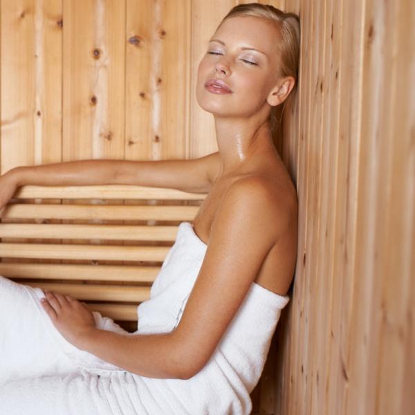 Intrared Sauna